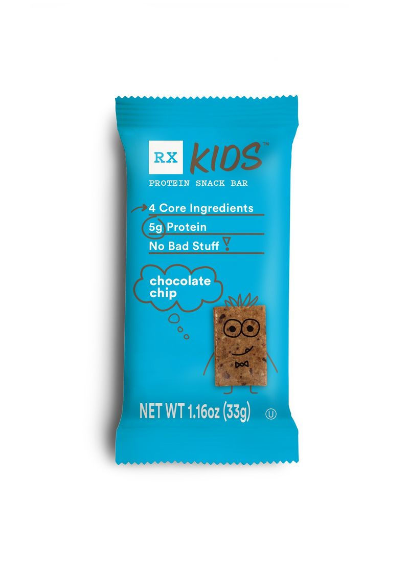 Kid-Targeted Protein Bars
