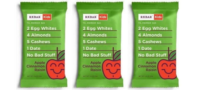 Nutritional Child Protein Bars