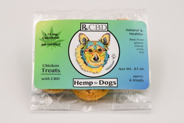 CBD-Incorporated Pet Treats