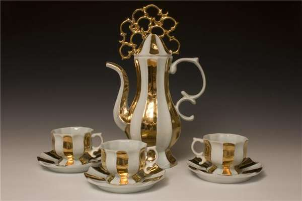 Luxe Ornate Tea Sets