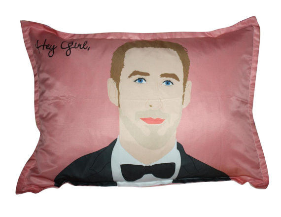 Silky Heartthrob Pillows