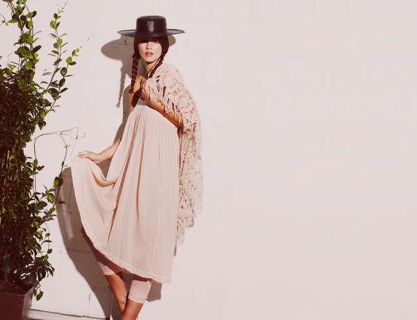 Minimalist Western Lookbooks