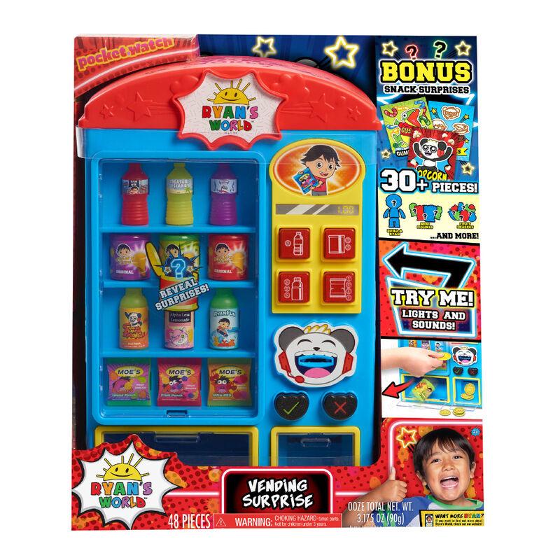 Surprise-Filled Vending Toys
