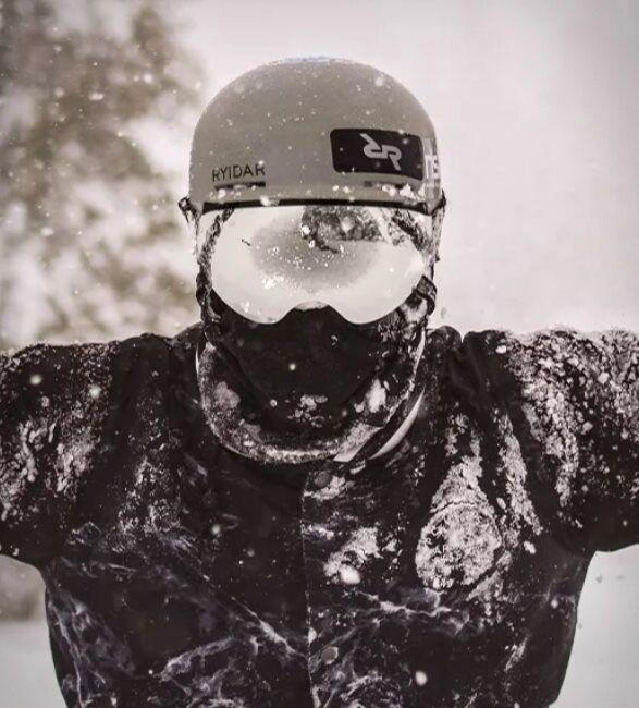 Open-Air Audio Ski Goggles