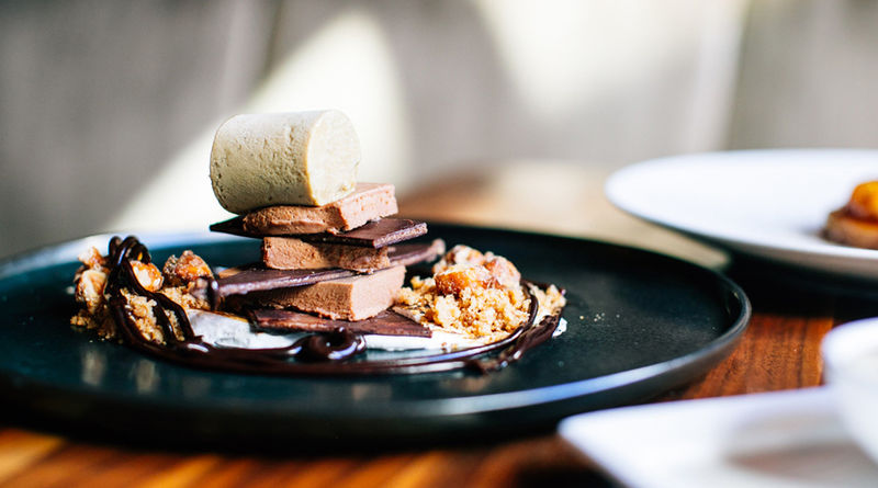 Smoked S'mores Desserts