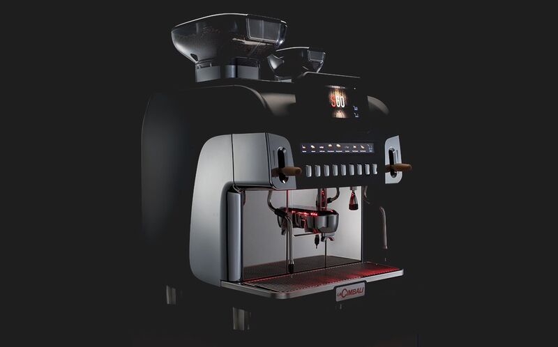 Fully-Automatic Cafe Machines