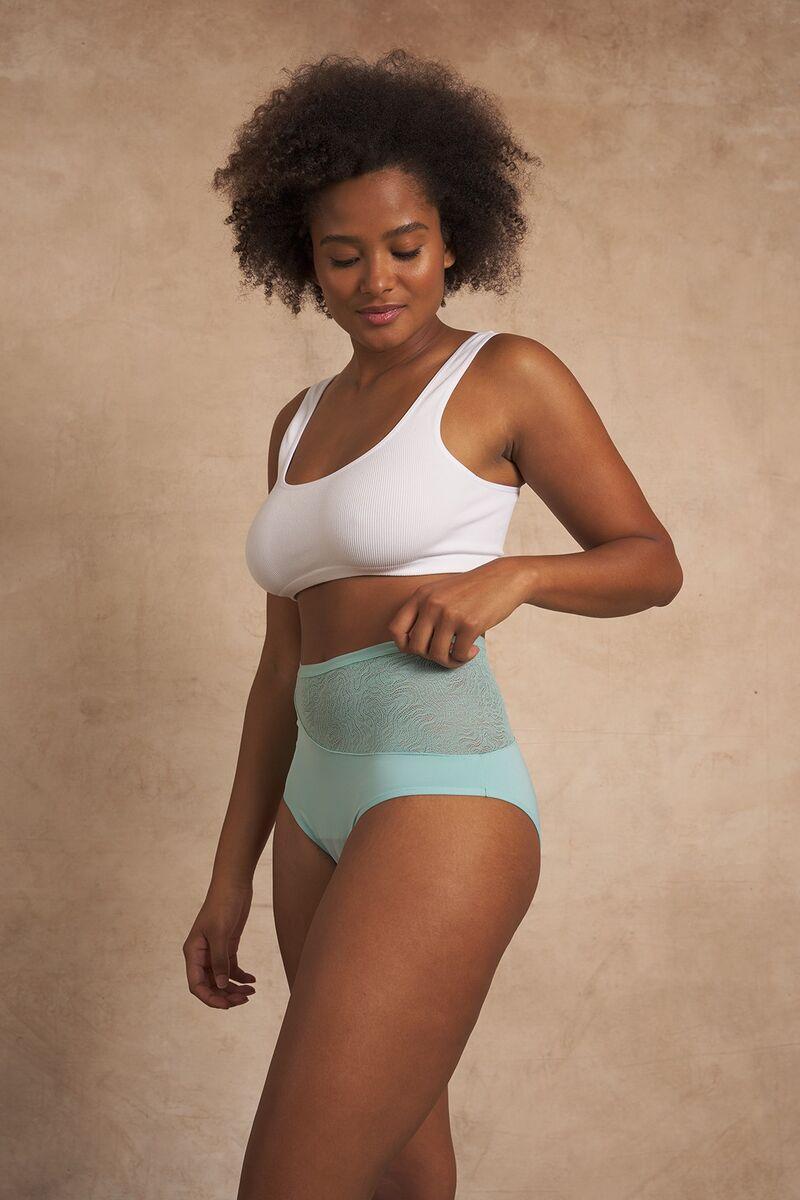 Leakproof Menstrual Underwear Lines