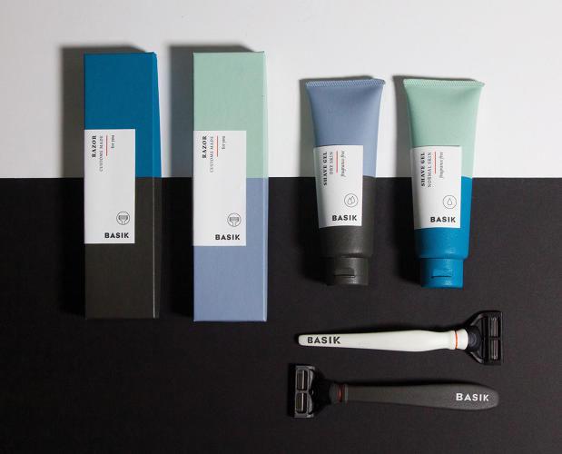 Gender-Neutral Shaving Kits