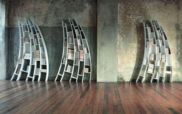 Windswept Shelves