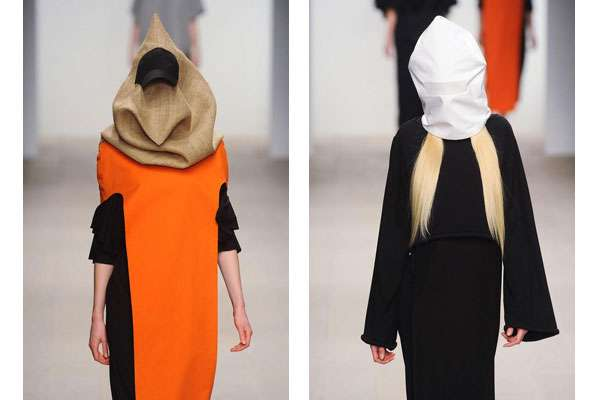 Sack Mask Fashion