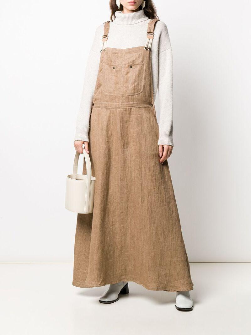Village-Inspired Linen Dresses