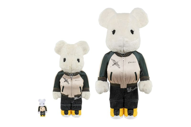Fluffy Cotton Fashionable Figurines