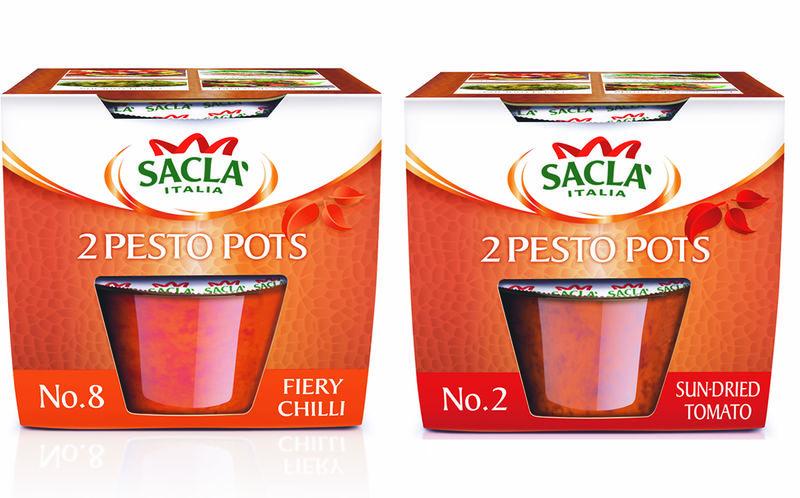 Individual Serving Pasta Sauces