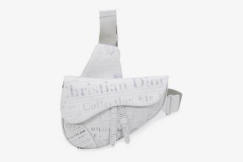 Luxury Newspaper-Printed Bags