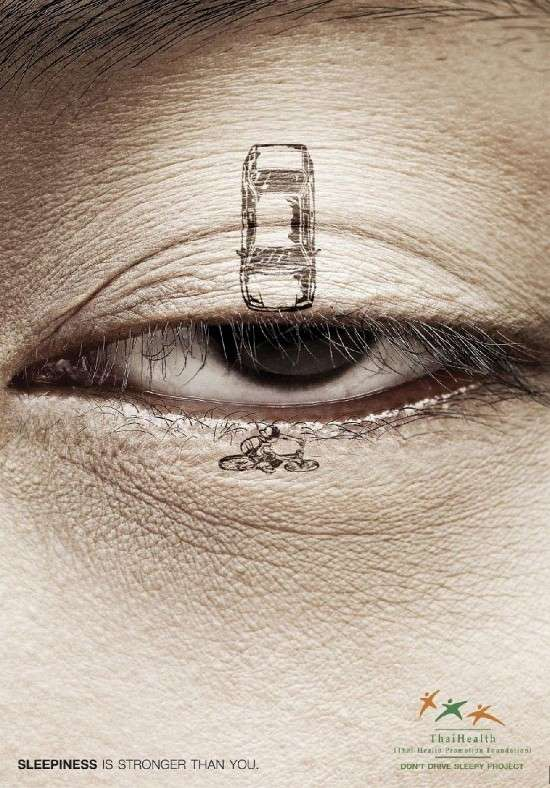 Drowsy Driving Ads