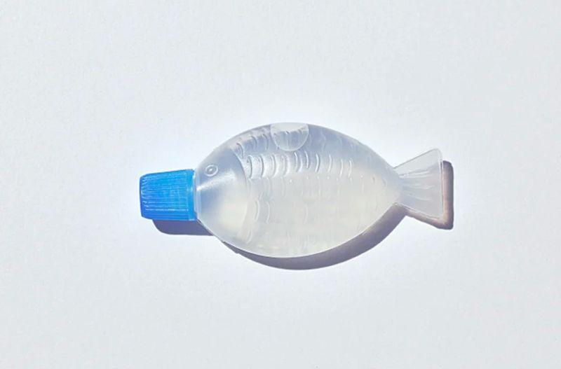 Fish-Shaped Sanitizer Collabs