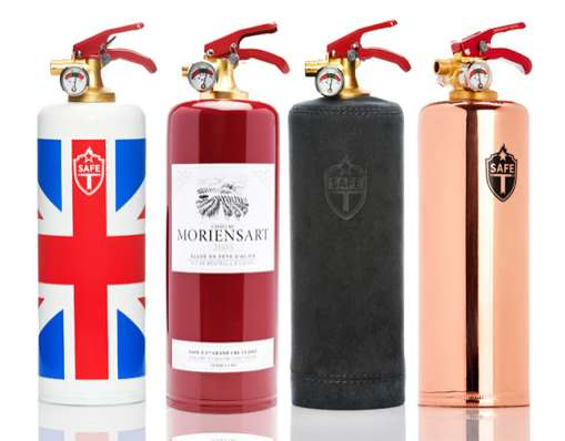 Designer Kitchen Fire Extinguisher