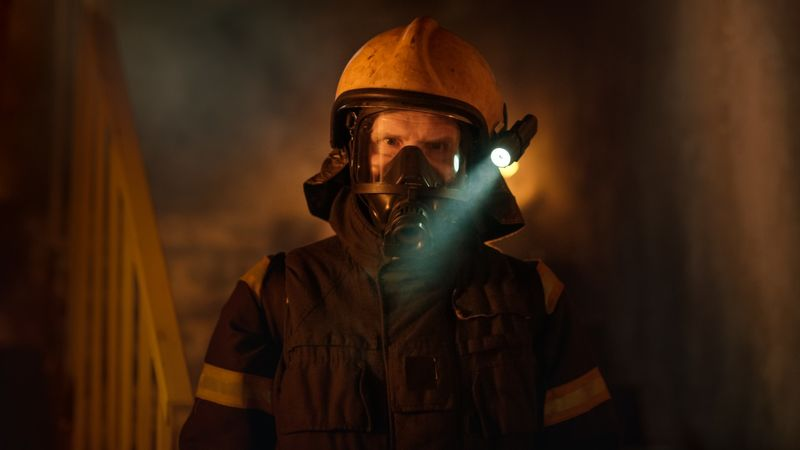 Indoor Guidance Firefighter Devices