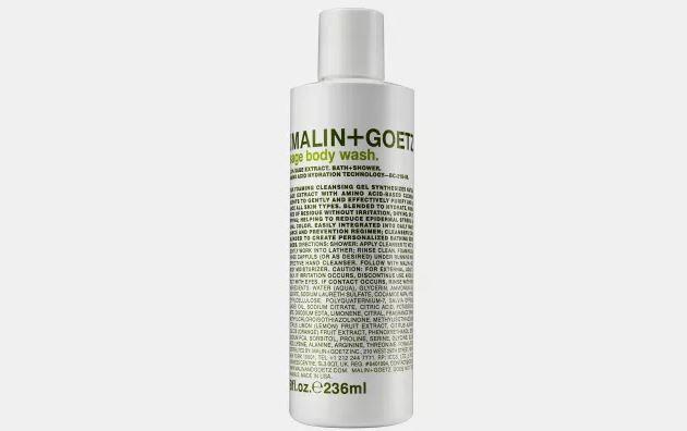 Sage-Infused Shower Gels