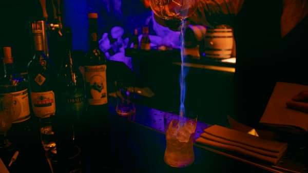 Exclusive Absinthe Bars