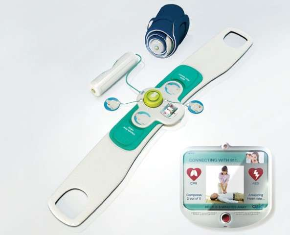 Guided Heart Re-Starter Devices