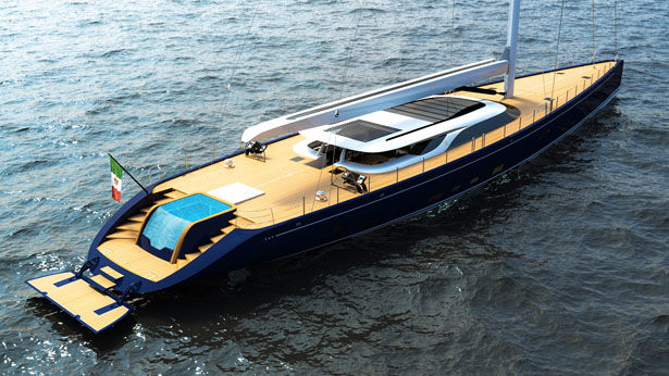 Opulent Supercar Speedboats Bugatti Niniette Yacht