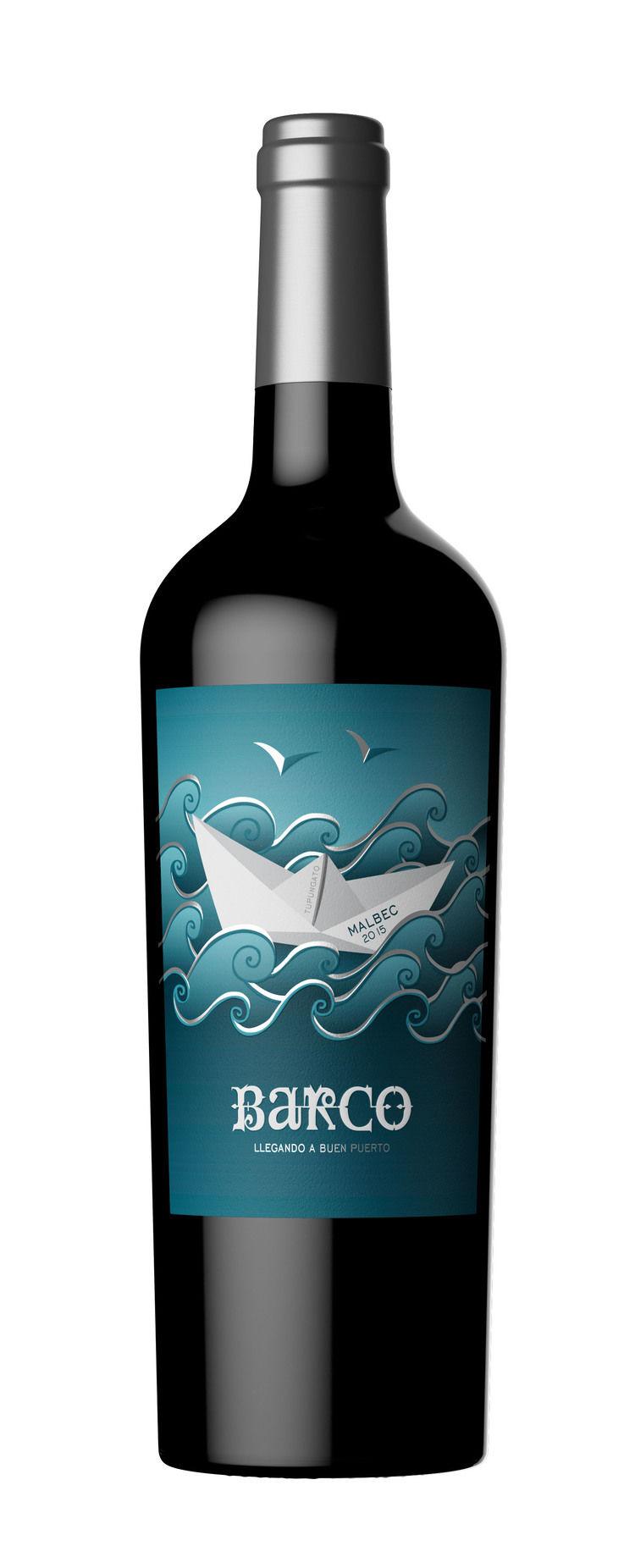 Sailor-Themed Wine Branding