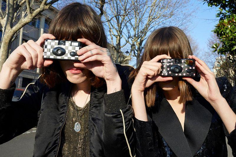 Designer Film Cameras