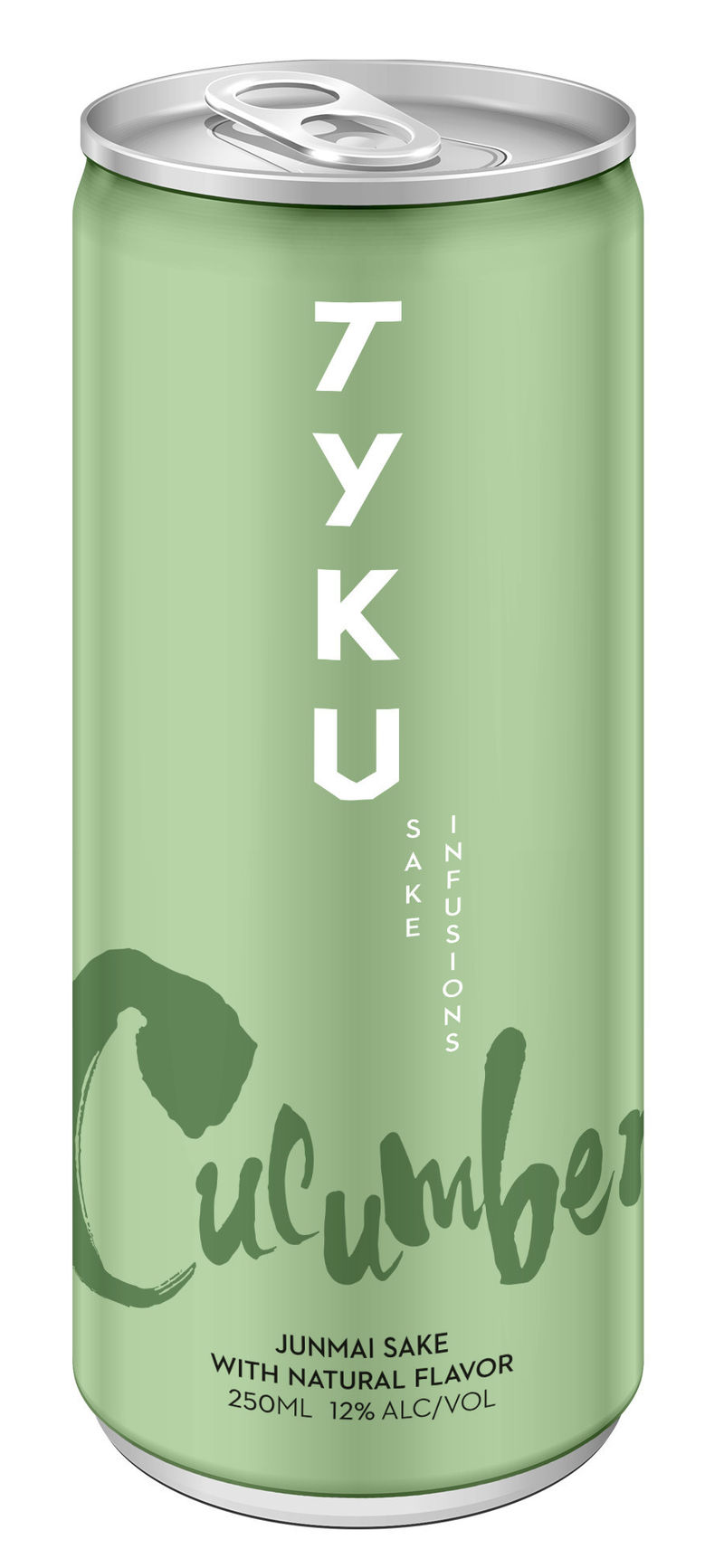 Canned Cucumber Sakes