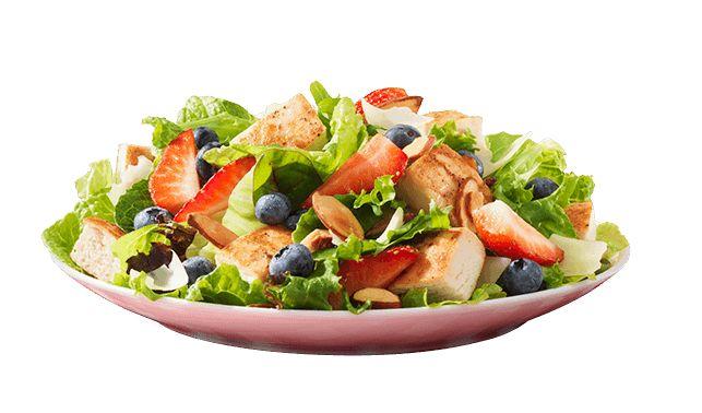 Fast Food Fruit Salads