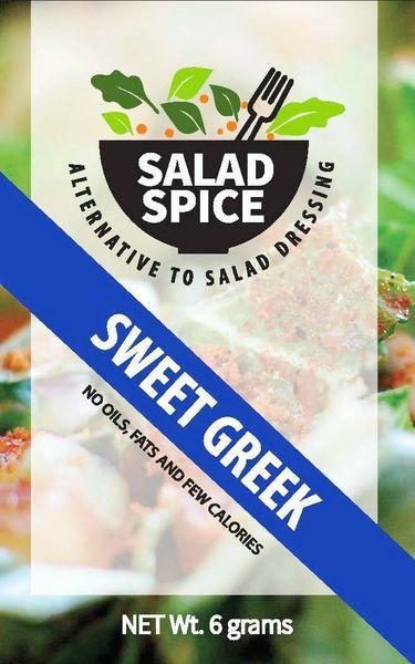 Low-Calorie Salad Seasonings