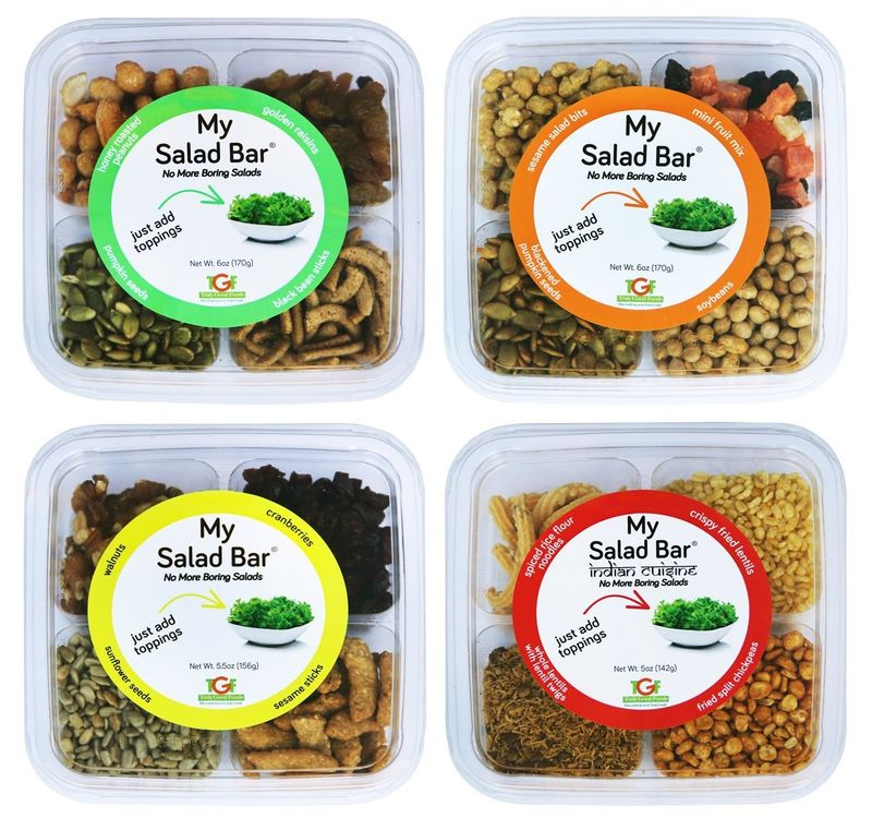 Salad Topping Kits