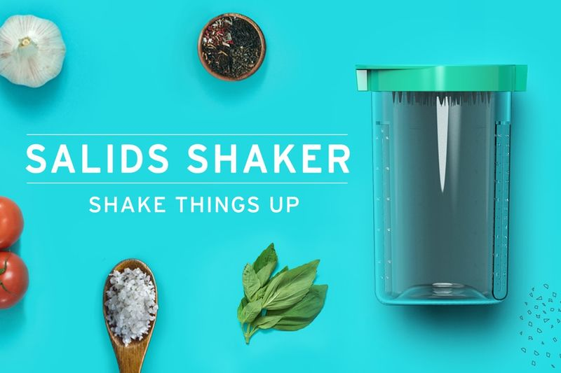 Recipe Preparation Shakers