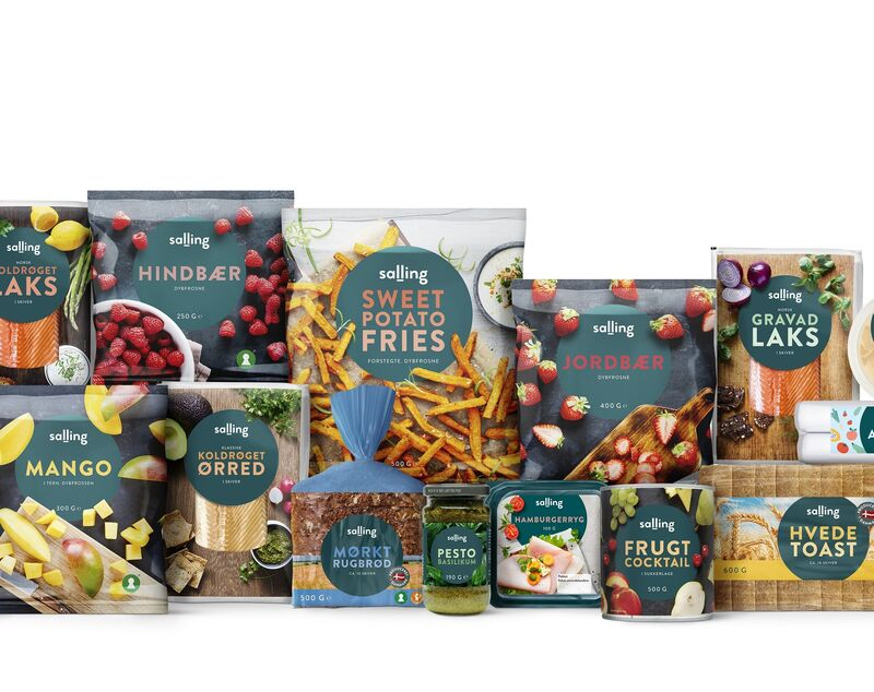 Refined Rebranded Supermarket Products