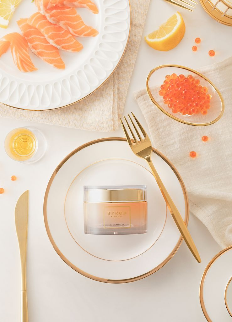 Fish Egg-Infused Moisturizers