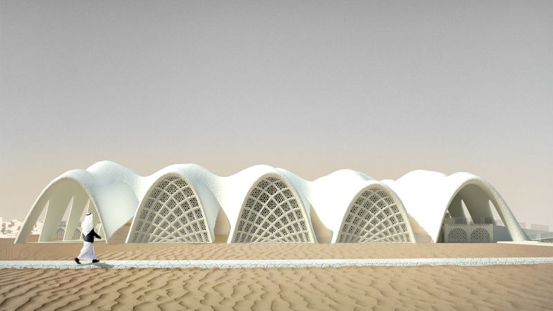 Drought-Defying Shelters