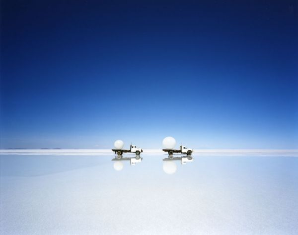 Salt Flats Photography
