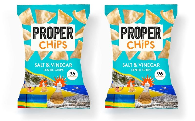 Vegan-Approved Snack Chip Flavors