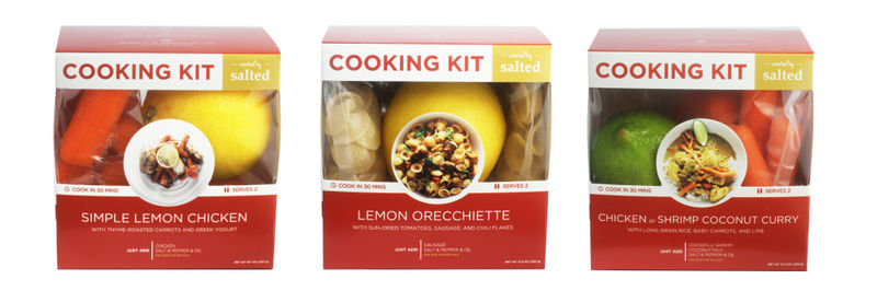 Grocery Store Cooking Kits