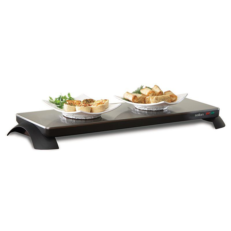 Cordless Food-Warming Trays