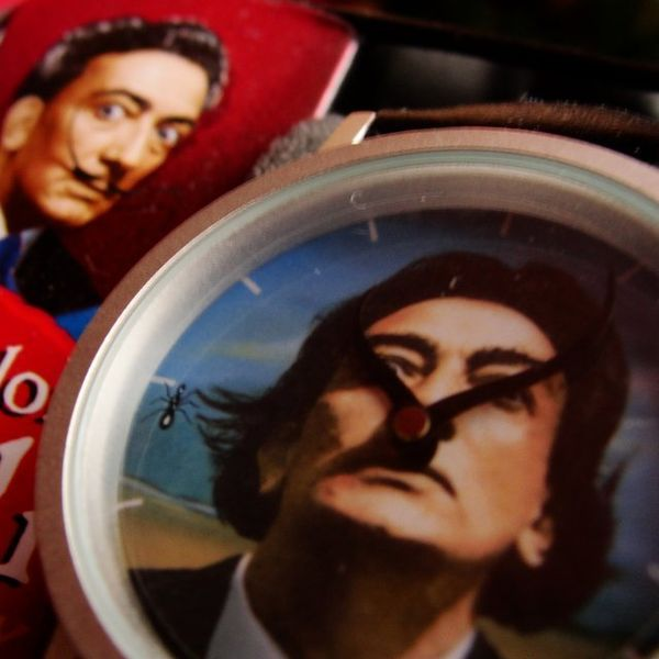 Eccentric Dali Watches