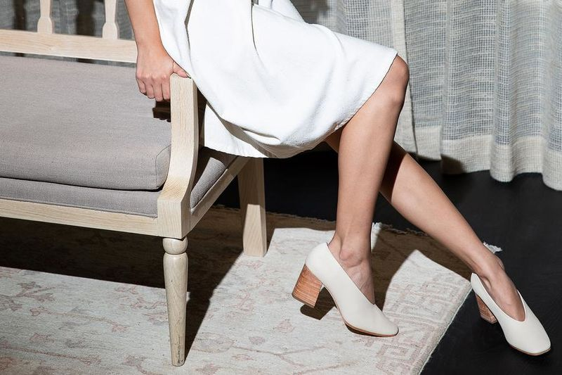 Small-Batch Sustainable Heels