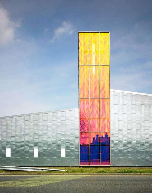 Ravishing Reflective Architecture