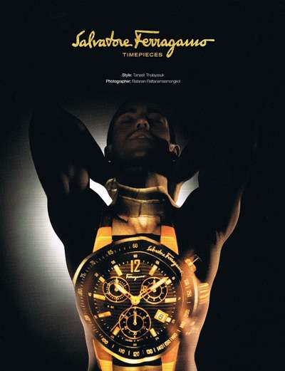 Luxe Timepiece Projections