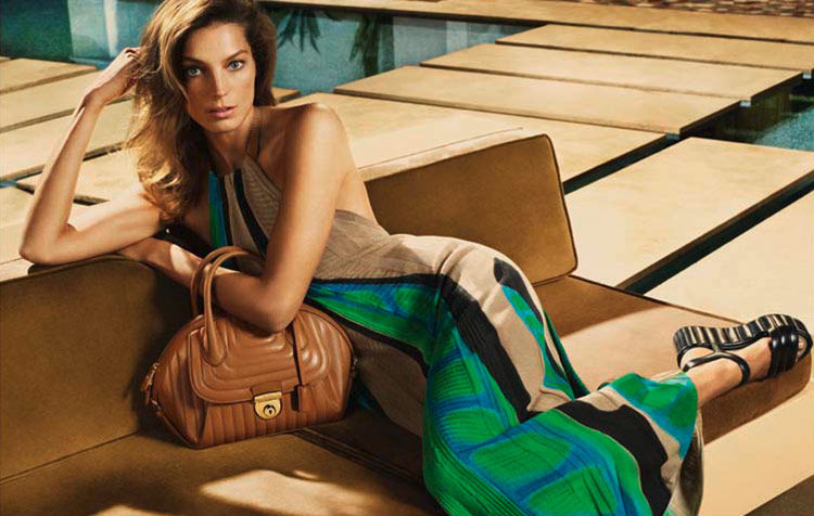 Luxurious Lounging Campaigns