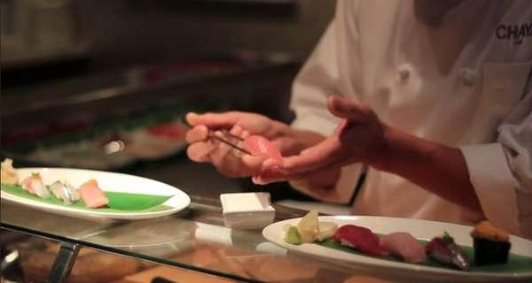 Chef-Endorsed Sushi Etiquette Videos