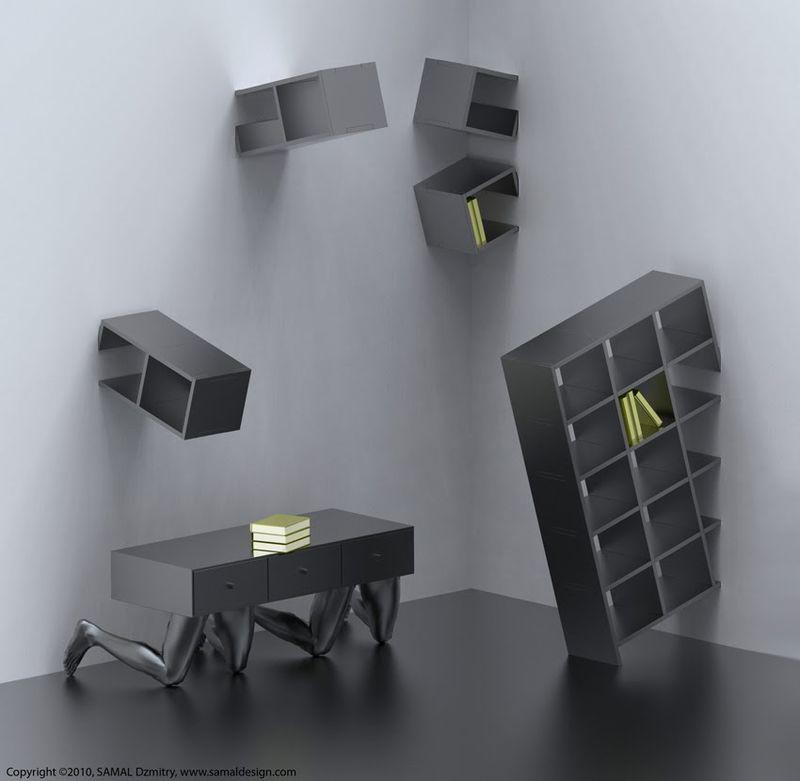 Philosophical Furniture