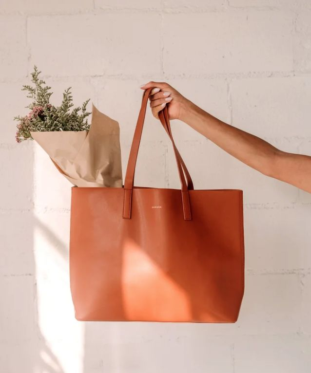 Apple Leather Vegan Handbags