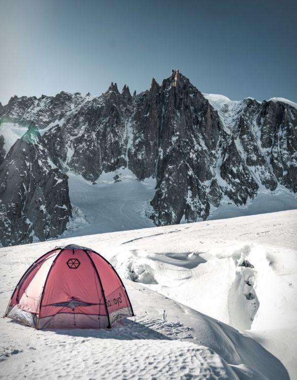 Ultralight Camper Tents