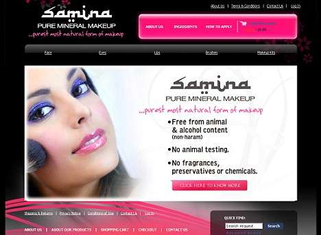 Halal-Certified Cosmetics